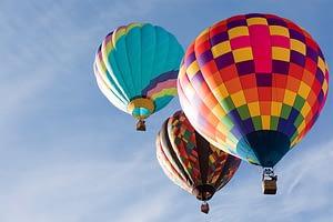 Hot Air Balloon Image