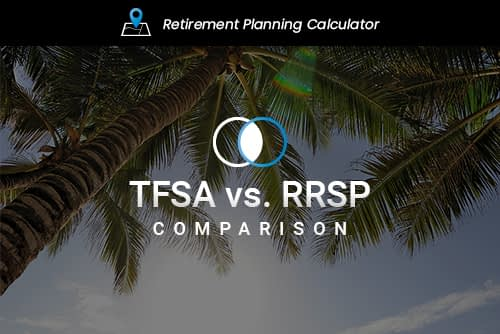 TFSA vs RRSP Comparison Thumbnail
