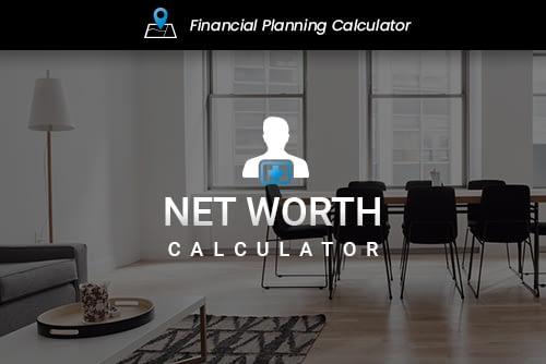 Net Worth Calculator Thumbnail