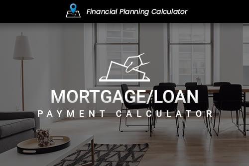 Mortgage/Loan Payment Thumbnail