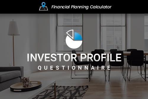 Investor Profile Questionnaire