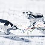 Market Volatility Graphic